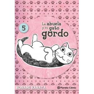 La Abuela y su Gato Gordo nº 05