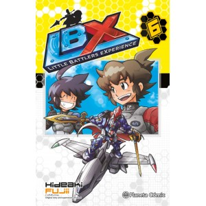Little Battlers eXperience (LBX) nº 06