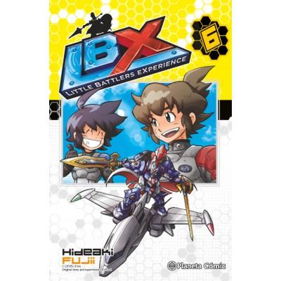 Little Battlers eXperience (LBX) nº 06
