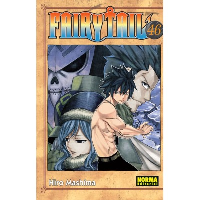 Fairy Tail nº 45