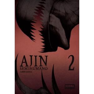 Ajin (Semihumano) nº 01