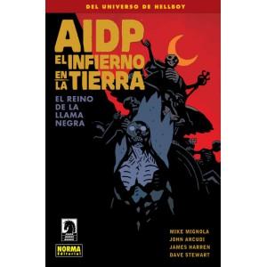AIDP 26. EL REINO DE LA LLAMA NEGRA