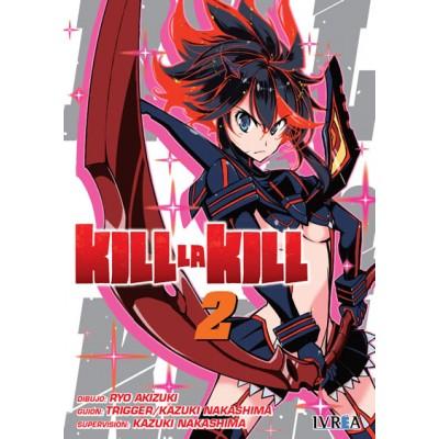 Kill la Kill nº 01