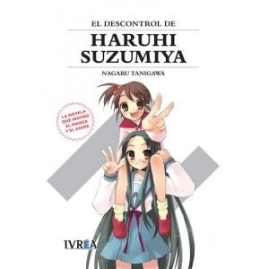 El Descontrol de Haruhi Suzumiya (Novela Vol.5)
