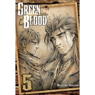 Green Blood nº 05