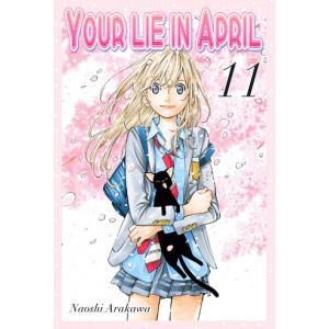Your Lie in April nº 11