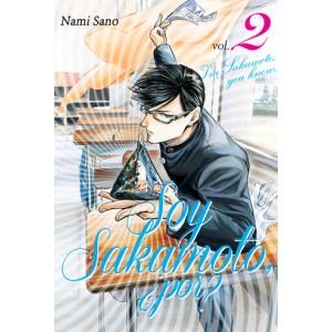 Soy Sakamoto, ¿Por? nº 02