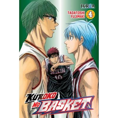 Kuroko no Basket nº 04