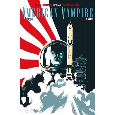 American Vampire nº 08 (Cartoné)