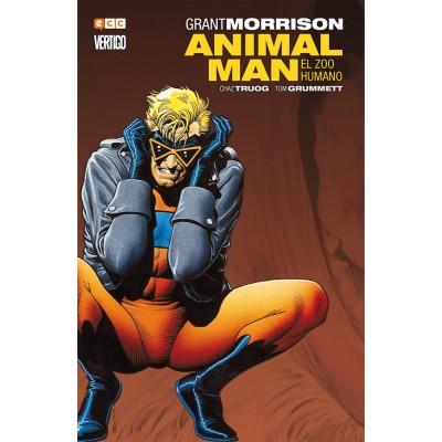 Animal Man de Grant Morrison Libro 01: El Zoo Humano