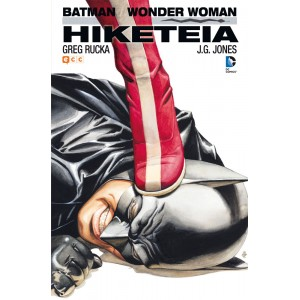 Batman/Wonder Woman: Hiketeia