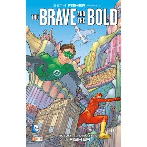 Seth Fisher presenta: The Brave and the Bold