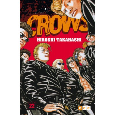 Crows nº 22