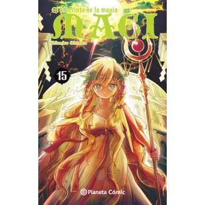 Magi El Laberinto de la Magia nº 15
