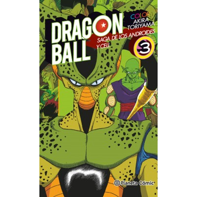Dragon Ball Color Cell nº 03