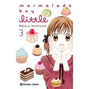 Marmalade Boy Little nº 03
