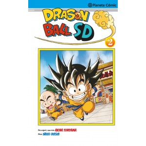 Dragon Ball SD nº 02