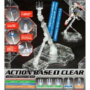GUNDAM ACTION BASE CLEAR 1/144 1/100
