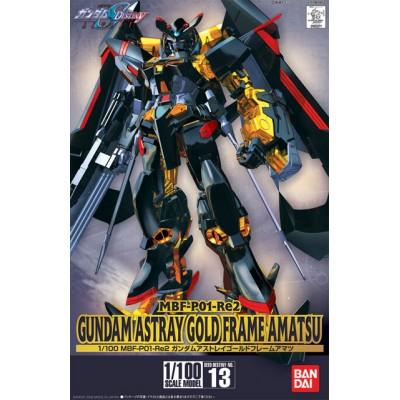 GUNDAM SEED D ASTRAY GOLD AMATSU M 1/100