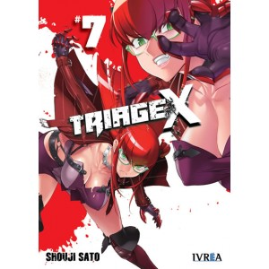 Triage X nº 07