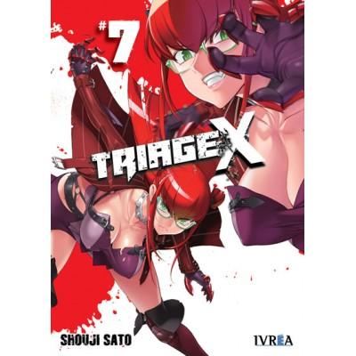 Triage X nº 07