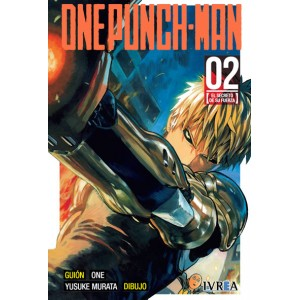 One Punch-man nº 02
