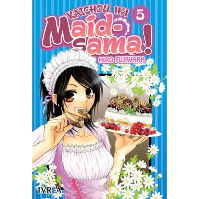 Kaichou Wa Maid-Sama! nº 05