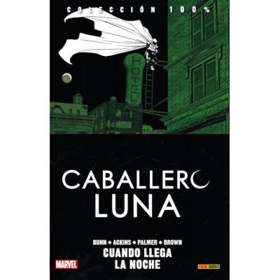 100% Marvel. Caballero Luna 3 - Cuando Llega la Noche