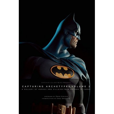 Sideshow Collectibles Libro Capturing Archetypes - Volume 2: A Gallery of Heroes and Villains