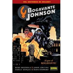 Bogavante Johnson nº 04