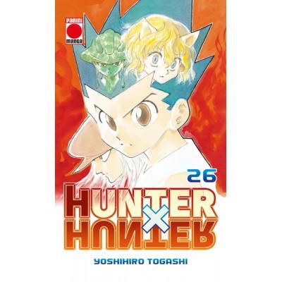 Hunter x Hunter nº 26