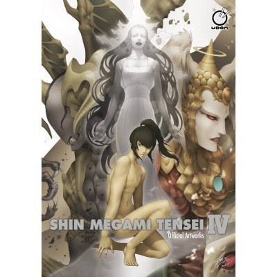 Shin Megami Tensei IV: Official Artworks (Inglés)