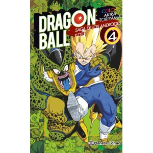 Dragon Ball Color Cell nº 04