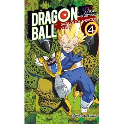 Dragon Ball Color Cell nº 03