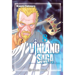 Vinland Saga nº 08