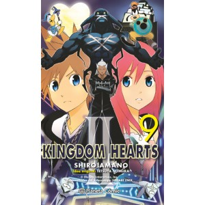 Kingdom Hearts II nº 08