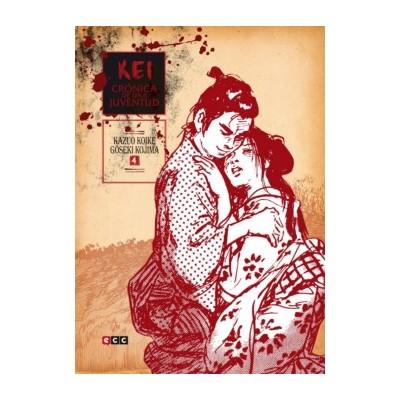 Kei, crónica de una juventud nº 03
