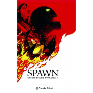 Spawn Integral nº 02