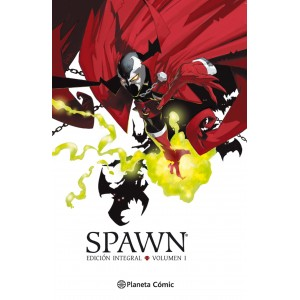 Spawn Integral nº 01