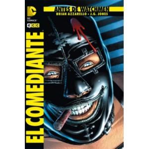 Antes de Watchmen: El Comediante (Tapa Dura)