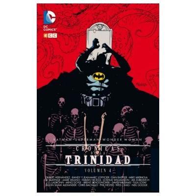 Batman / Superman / Wonder Woman: Crónicas de la Trinidad nº 02