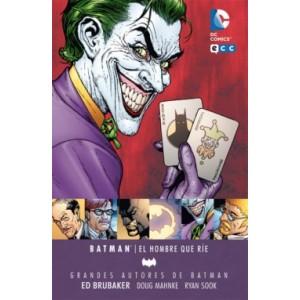 Grandes autores de Batman: Ed Broobaker - El Hombre que rie