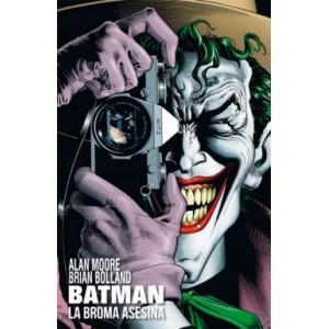 Grandes Autores Batman: La Broma Asesina (Edición Deluxe)