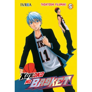Kuroko no Basket nº 05