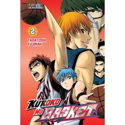 Kuroko no Basket nº 02