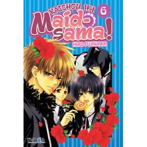 Kaichou Wa Maid-Sama! nº 06