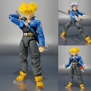 Dragon Ball Z SH Figuarts - Trunks Premium Color Edition
