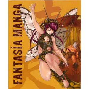Aprende a dibujar - Fantasía Manga