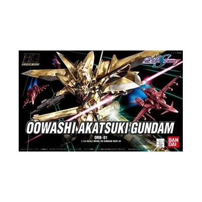 HG GUNDAM OWASHI AKATSUKI 1/144