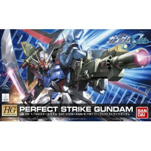 HG GUNDAM PERFECT STRIKE R17 1/144